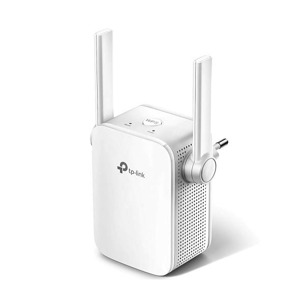 Tp-link tl-wa855re extensor de cobertura wi-fi hasta 300mbps conexiones inalámbricas y cableadas