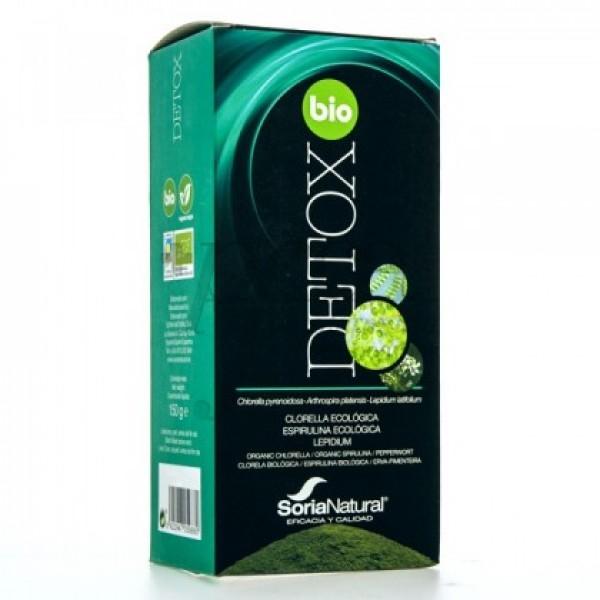 DETOX BIO SORIA NATURAL 150G R05988