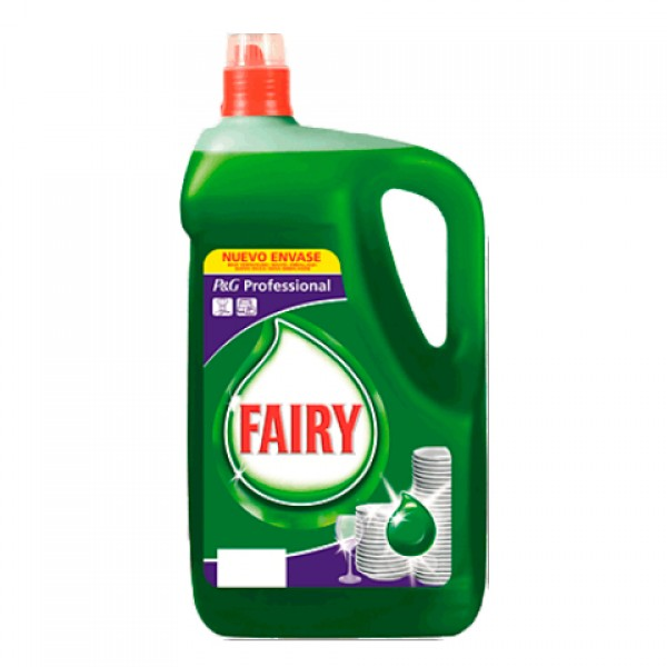 Fairy lavavajillas 5 l