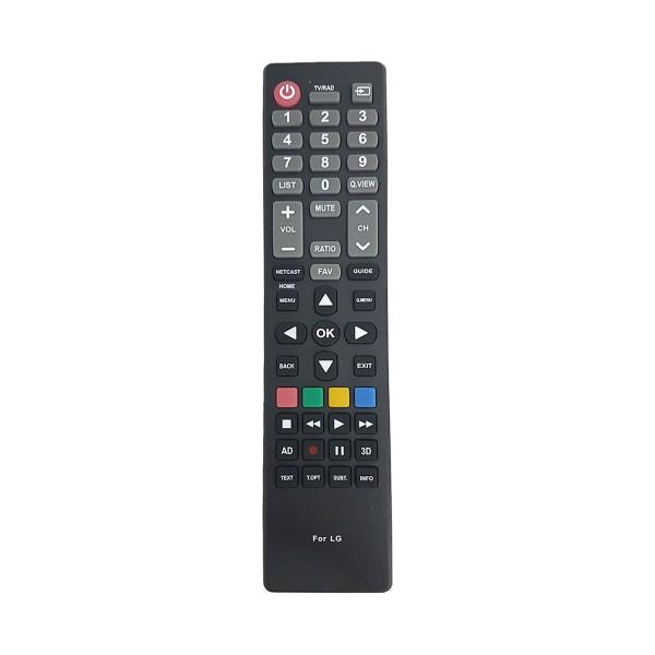 Lauson md210 mando a distancia tv compatible con televisores lg