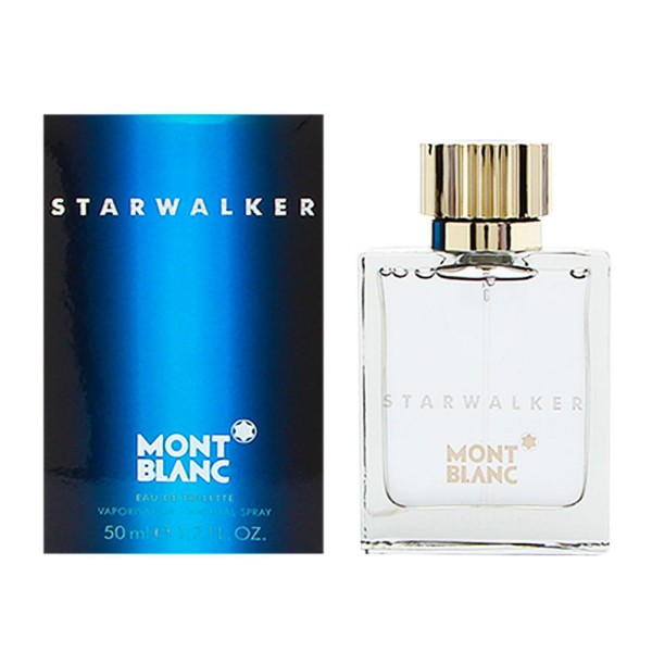 Montblanc starwalker eau de toilette 50ml vaporizador