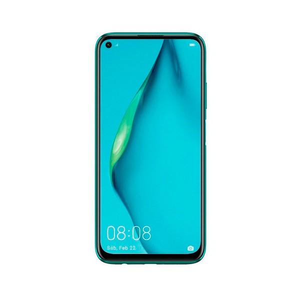 Huawei p40 lite verde móvil 4g dual sim 6.4'' lcd fhd+/8core/128gb/6gb ram/48mp+8mp+2mp+2mp/16mp
