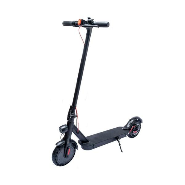 Unimade l312ua e9d leopard 7.5a negro patinete eléctrico 25km/h 30km de autonomía con diseño plegable