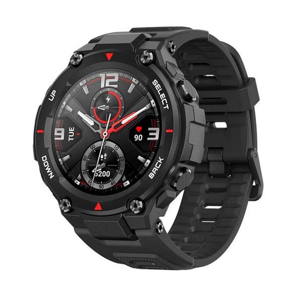 Xiaomi amazfit t-rex negro smartwatch 1.3'' amoled gps glonass bluetooth 5atm