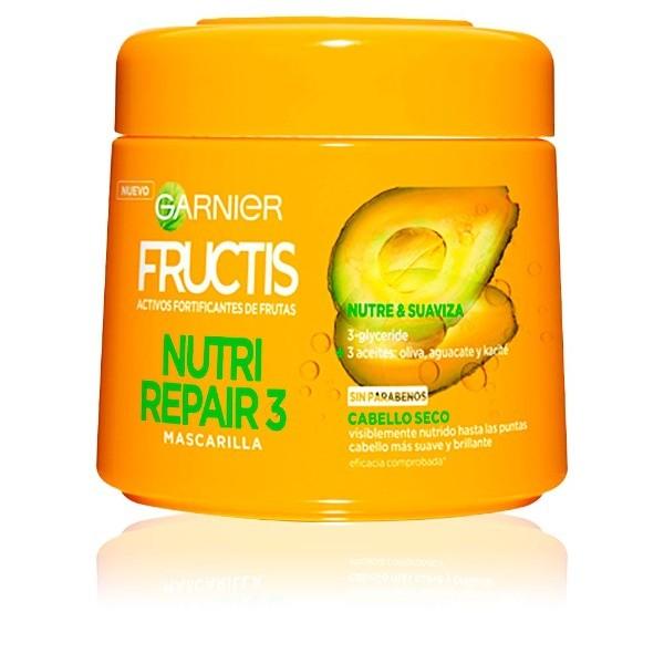 Garnier fructis mascarilla nutri repair 3 Aguacate 300ml