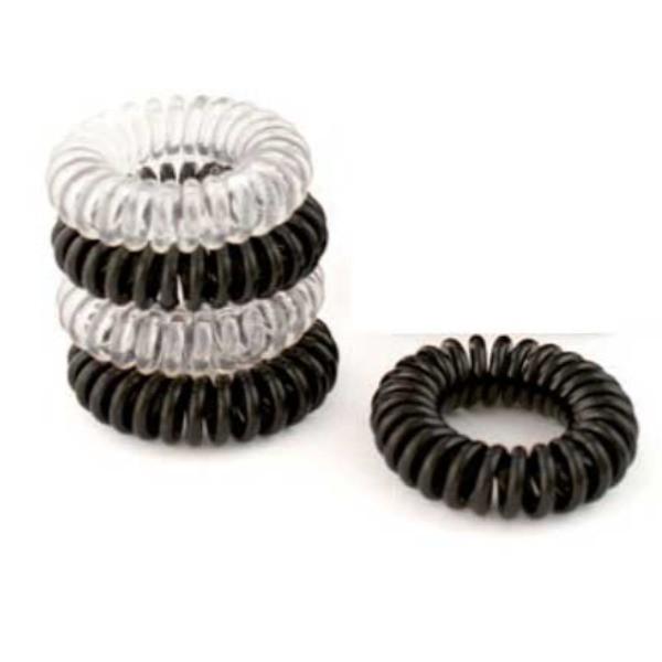 IDC Design gomas de pelo elásticas 5 uds